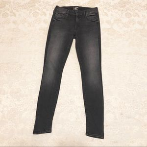 Mother | Dark Wash Grey Jeans Size 26 Mother USA